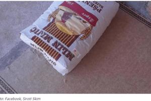 HUMANI GEST: Kupio kamion brašna i podijelio sugrađanima