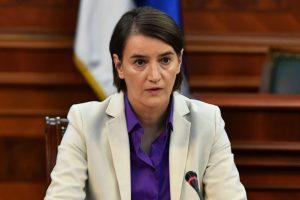 Brnabić najavila: U Srbiji uskoro kreće liječenje zaraženih koronavirusom krvnom plazmom