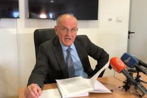 Podnijet optužni predlog protiv vladike Joanikija i osam sveštenika SPC