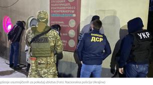 Uhapšeni osumnjičeni za pokušaj ubistva Zvicera