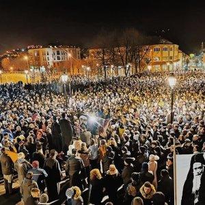 200 пљеваљских професора подржало Српску цркву: СЛИЈЕДИМО ПУТ СВЕТОГА САВЕ