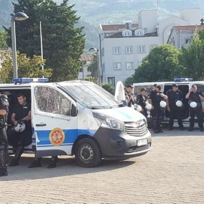 SDT izuzima dokumentaciju iz Opštine Budva, ispred stigao i Carević