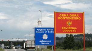 Prijepoljac pokušao da u Crnu Goru prokrijumčari robu vrijednu preko 4.500 eura