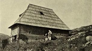 Pejzažno-arhitektonske karakteristike srpske tradicionalne seoske kuće