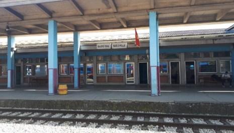 Maloljetnik teško povrijeđen od strujnog udara na bjelopoljskoj željezničkoj stanici