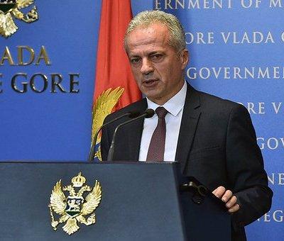 Ministar Purišić pozitivan na koronavirus