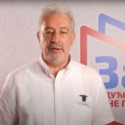 Krivokapić: Za Crnu Goru najbolje rješenje ekspertska Vlada sa ograničenim rokom
