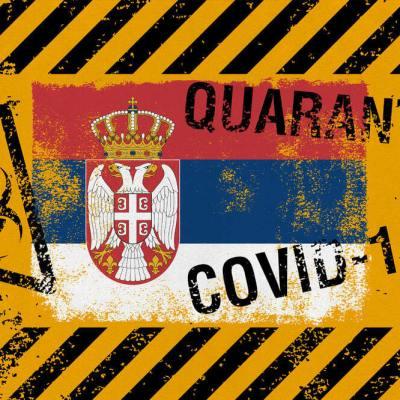Srbija: Još 287 zaraženih, preminulo sedam osoba