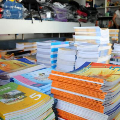 Knjige u prodaji od petka, cijene kao lani