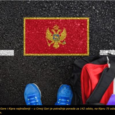 """Superbogati kupuju """"zlatne pasoše"""" Crne Gore i Kipra"""
