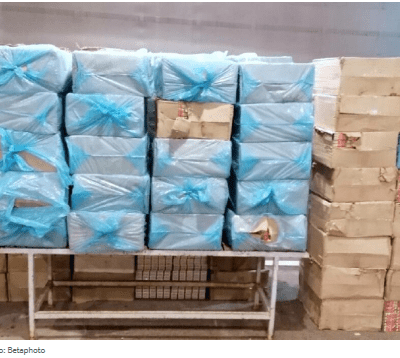 U Podgorici zaplijenjen milionski tovar cigareta