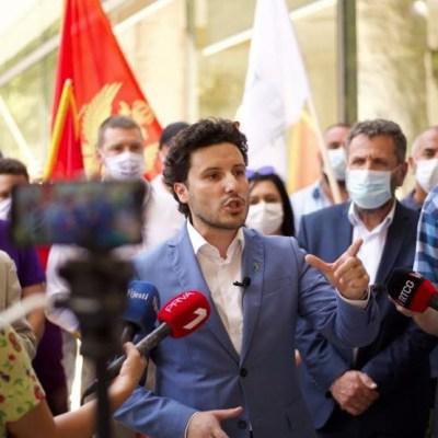 Abazović: Crna Goro, neka ti je srećna sloboda