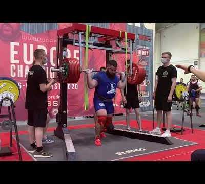 Uznemirujuć snimak: Dizaču tegova pukla koljena dok je podizao 400 kg