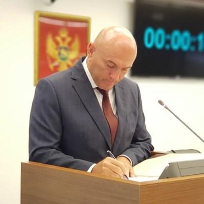 Carević izabran za predsjednika Opštine Budva