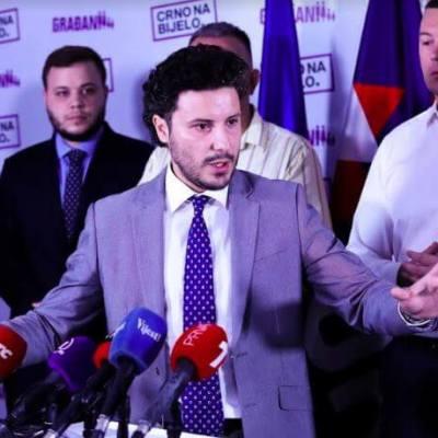 Abazović: Crna Gora nikad neće postati srpska Sparta, za DPS nema mjesta u ekspertskoj vladi