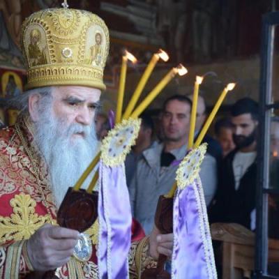 Митрополит Амфилохије: Насиље против Исламске заједнице у Пљевљима – велика људска срамота за његовог починиоца