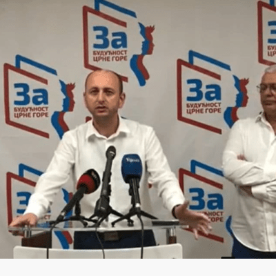 Knežević: Što više plaćate Ivanoviću i Peroviću, to su više protiv ulaska Srba iz DF-a u vladu