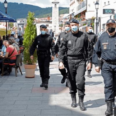 Policijske ekipe kontrolišu situaciju u Pljevljima