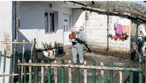 Usložnjava se situacija na Cetinju, mnogi građani krše samoizolaciju