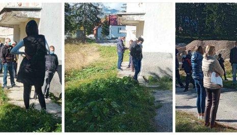 Žabljačani uspaničeni zbog novog presjeka broja inficiranih, žele da se liječe u svom gradu