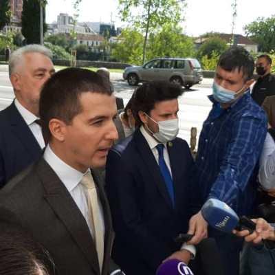 Bečić: Sadržajan i korektan sastanak, dostavljanje prijedloga očekujem u najkraćem roku
