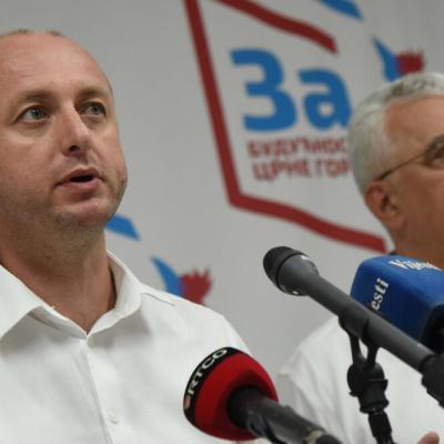 Mandić i Knežević uputili poziv liderima manjina: Pomirenje za budućnost, to je naša politika u koju vas želimo uvjeriti
