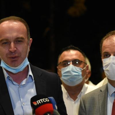 Zahtjevi Albanske liste: Luka u Ulcinju, kanal na TVCG i izmjene više zakona