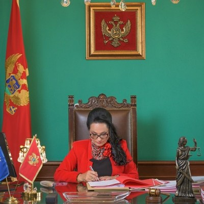 Medenica najavila da će podnijeti ostavku na Dan sudstva?
