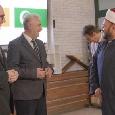 Krivokapić: Muslimani će u meni uvijek imati sagovornika