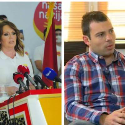 Bošković-Ćirović kandidat za MK, Begović na čelu Ministarstva sporta? PzP predložio ministre