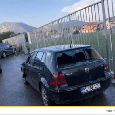 Incident u Beranama: Privedena četiri mladića