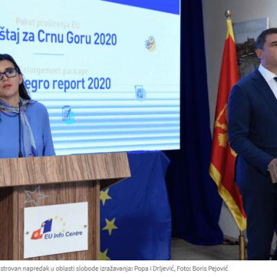 Izvještaj EK – put CG ka EU koči korupcija, problemi u pravosuđu, afere…: Vrijeme je za ubrzanje