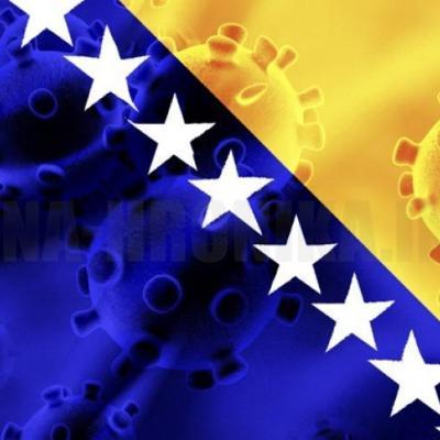 BiH: 685 novopozitivnih, 13 osoba preminulo