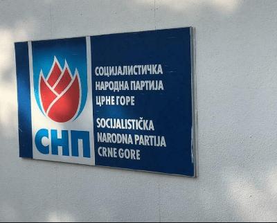 Socijalistička narodna partija Crne Gore najoštrije osuđuje incidente koji su se juče desili u Beranama