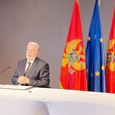Krivokapić: Abazović je potpredsjednik Vlade, Olivera Injac ministarka odbrane, ministar unutrašnjih poslova Sergej Sekulović