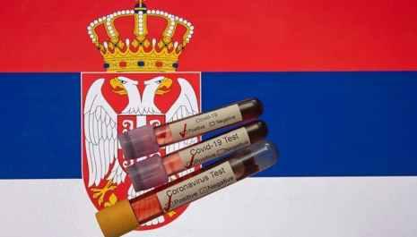 """Teška sedmica za Srbiju, opet """"pao"""" rekord po broju preminulih od korone"""