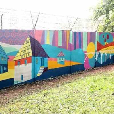 Murali – novi simboli gradalje Pljevalja