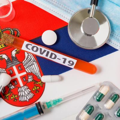 U Srbiji još 11 umrlih, 1.878 novozaraženih