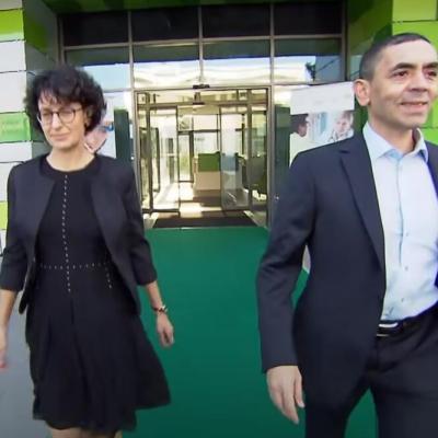 Heroji današnjice: Upoznajte par koji je napravio vakcinu protiv Covid-19