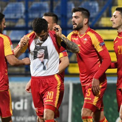 "Crna Gora – Kipar 4:0, ""sokoli"" idu u Ligu B"