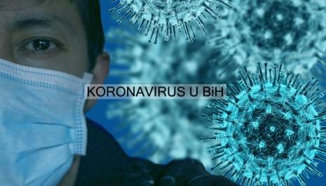 U Bosni i Hercegovini preminulo 66 osoba, 547 novozaraženih