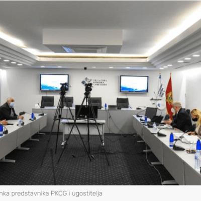 Golubović: Sjutra sa premijerom o zahtjevu ugostitelja