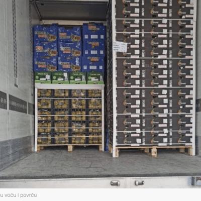Akcija crnogorske i albanske policije: Otkriveno skladište u kom se prepakivala marihuana