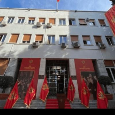 Kolegijum u utorak o zahtjevu Krivokapića