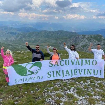 """""""Sačuvajmo Sinjajevinu"""" uputila inicijativu budućoj Vladi"""