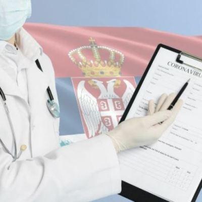 TEŽAK DAN ZA SRBIJU: Preminula 61 osoba, 7.041 novozaraženih