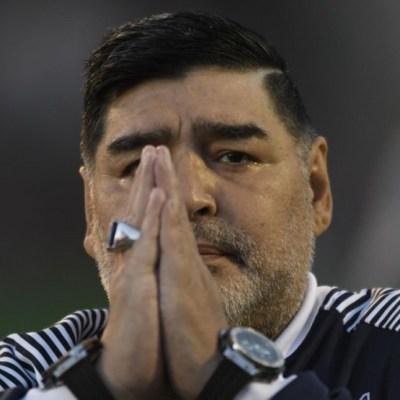 Maradona ostavio 75 miliona, 11 djece i osam žena