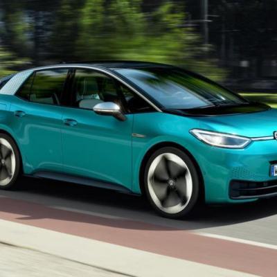 Volkswagen ID.3 najprodavaniji električni automobil u Evropi