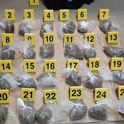 Nađeno 1.2 kilograma marihuane, uhapšene 2 osobe