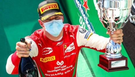 Mik Šumaher od iduće godine u Formuli 1